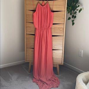 Maxi dress from Zara Basic